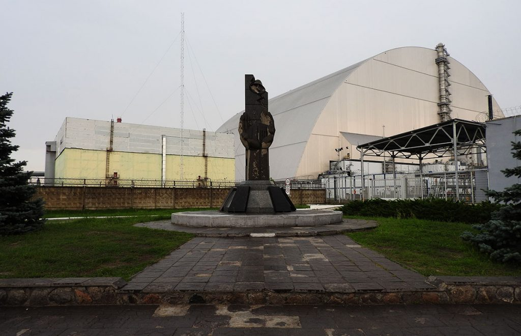 Chernobyl Tour - New Safe Confinement Monument