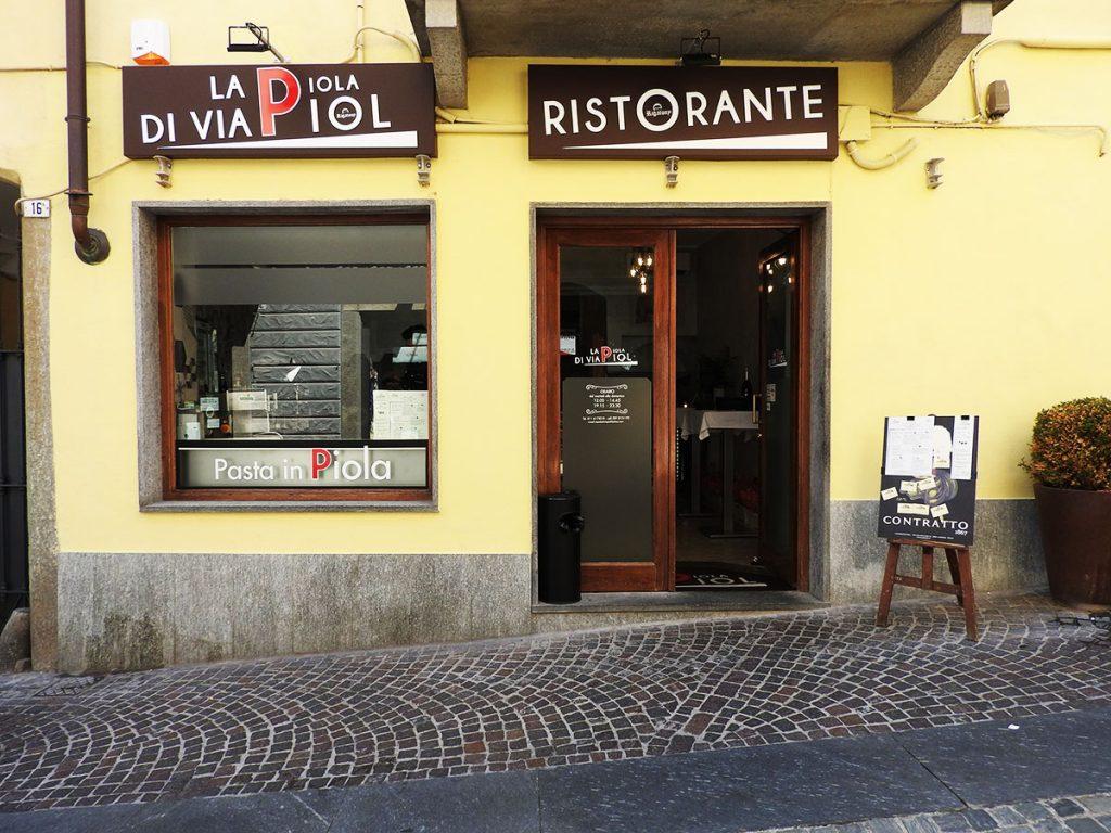La Piola di Via Piol, Rivoli, Italy - Italian Food Restaurant