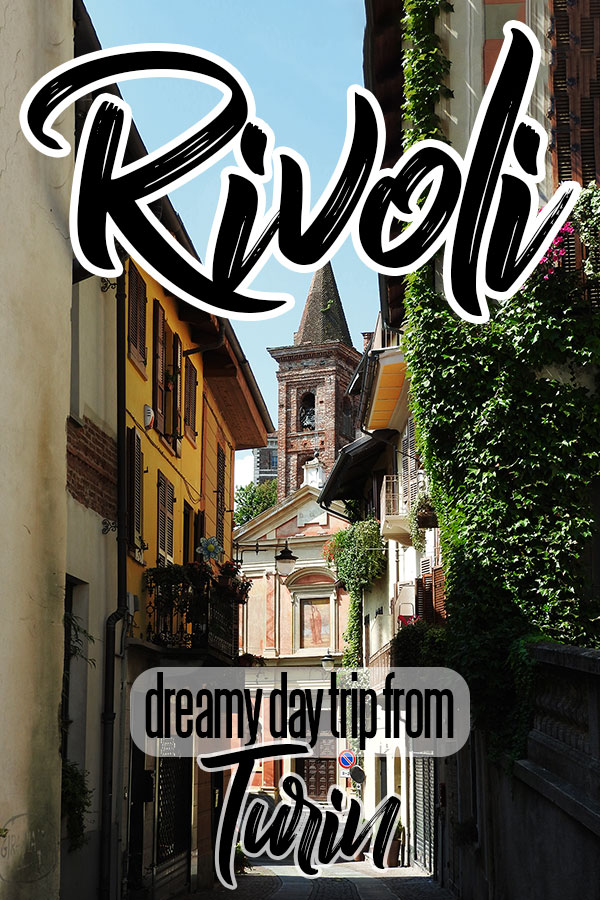 Rivoli, Italy is a dreamy day trip from Turin. Spend a day wandering its quiet cobblestone streets, viewing world-class contemporary art and enjoying regional, Slow Food-inspired Italian cuisine.