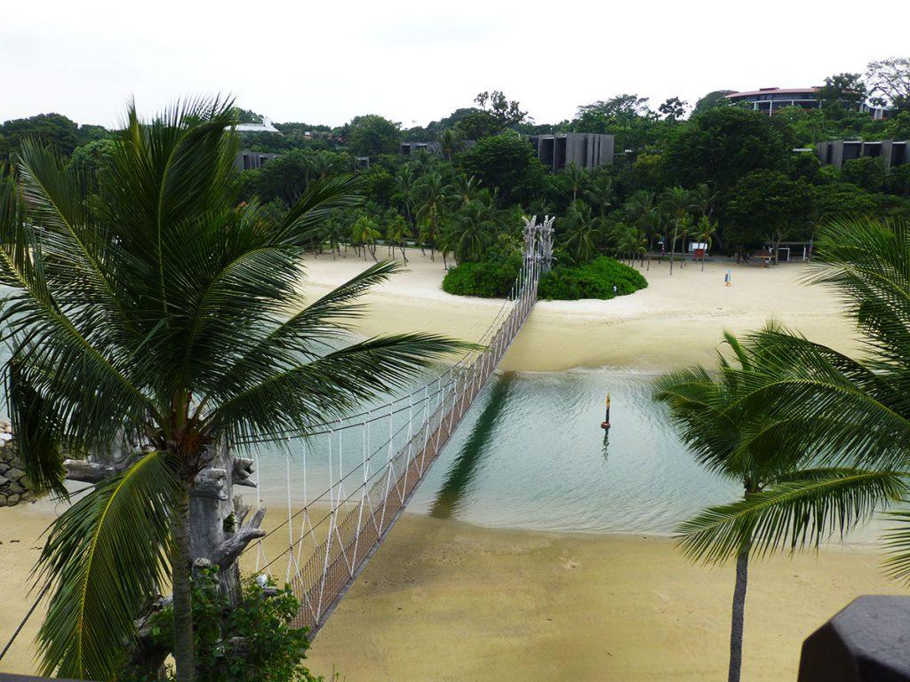 Singapore Tourist Spots - Sentosa Island