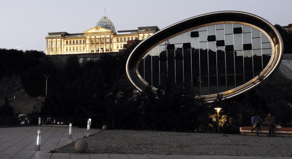 Tbilisi City Guide - Landmark Buidings of Tbilisi