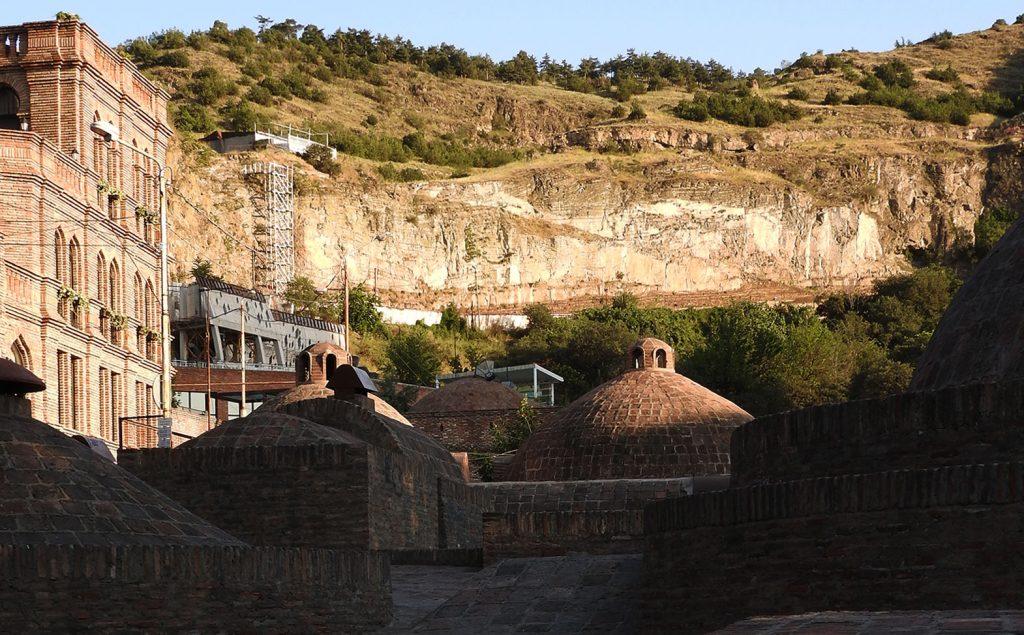 Tbilisi City Guide - Sulphur Baths