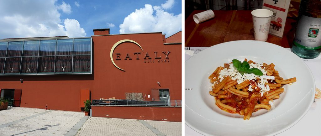 Authentic Italian Cuisine at Eataly, Torino Lingotto