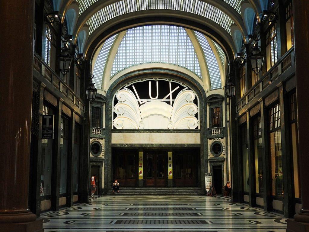 Galleria San Federico - Torino, Italia