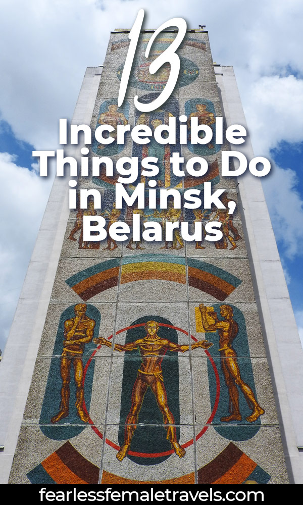 13 Incredible Things to Do in Minsk. With visa free travel for more nationalities than ever, now is the time to visit Minsk and explore the history, nature, culture and cuisine of Belarus, no matter your budget!