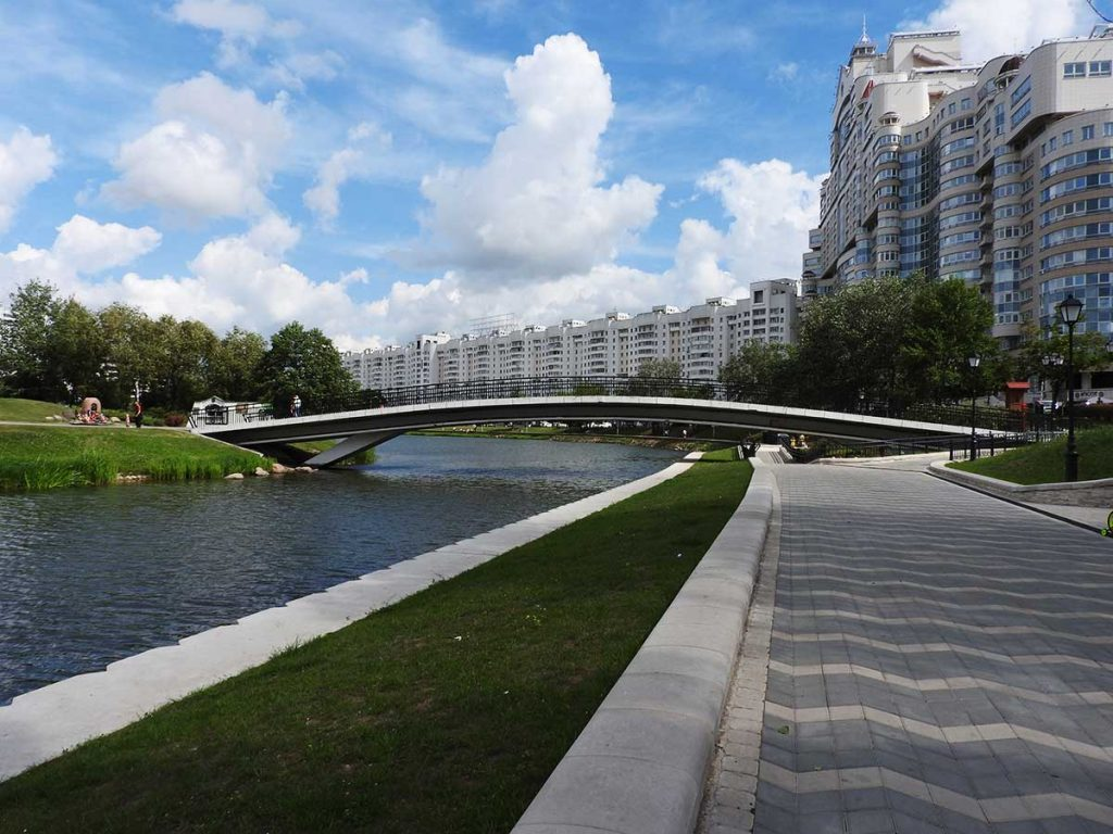 A Walk Along the Riverfront in Minsk, Belarus - Top 13 Things to Do In Minsk