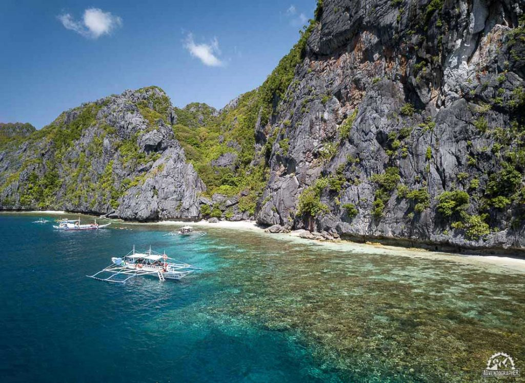 Day Drinking in El Nido, Philippines