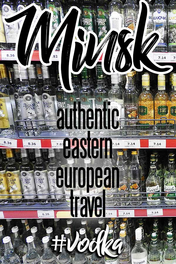 Enjoy an authentic Eastern European experience when you take a visa-free trip to Minsk, Belarus. Before you leave, make sure to buy a bottle (or ten!) of inexpensive local vodka.
