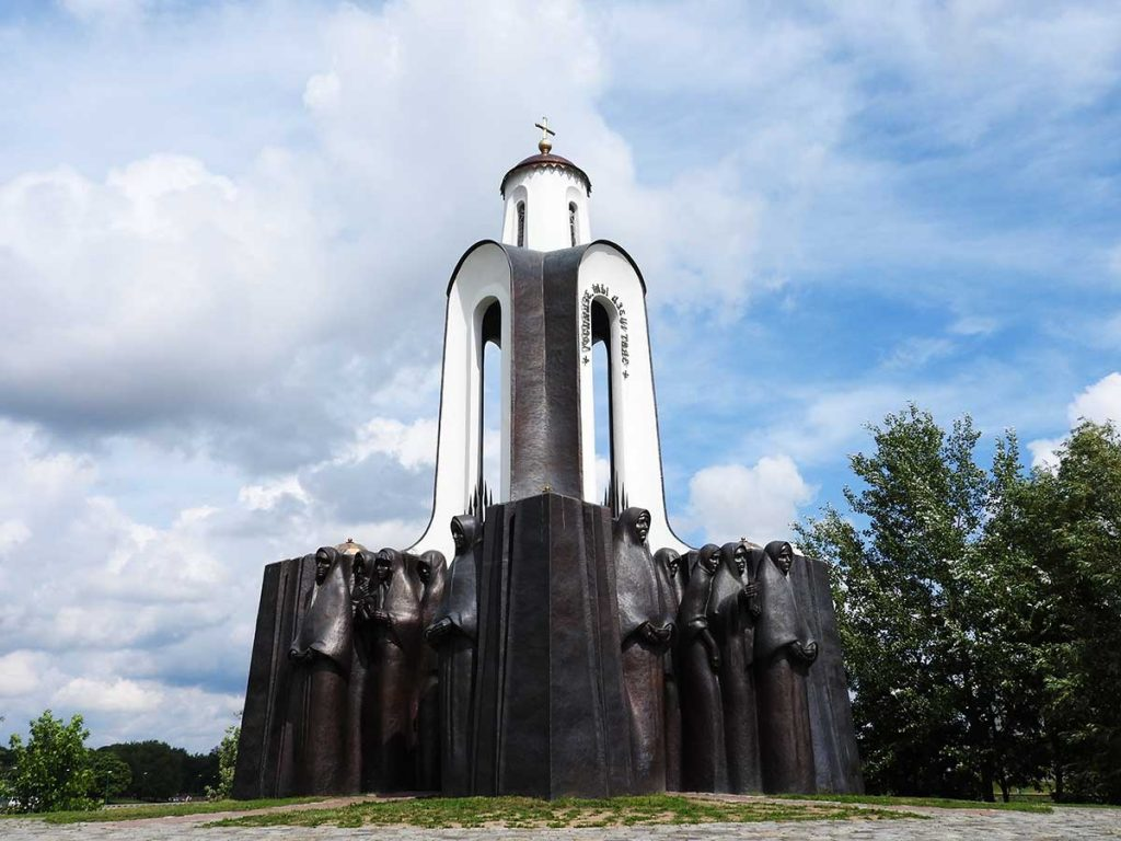 The Isl of Tears in Minsk, Belarus - Top 13 Things to Do In Minsk