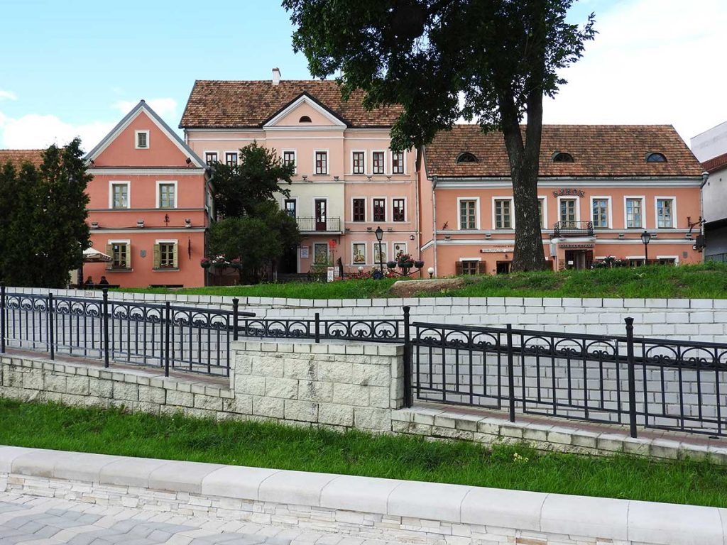 Old Town Minsk at the Trinity Suburb - Top 13 Things to Do In Minsk