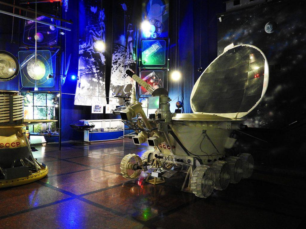 Sergiy Korolyov Astronautics Museum in Zhytomyr Ukraine