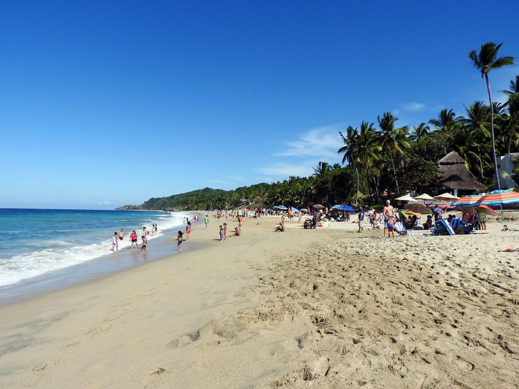 Sayulita, Mexico - Main Beach