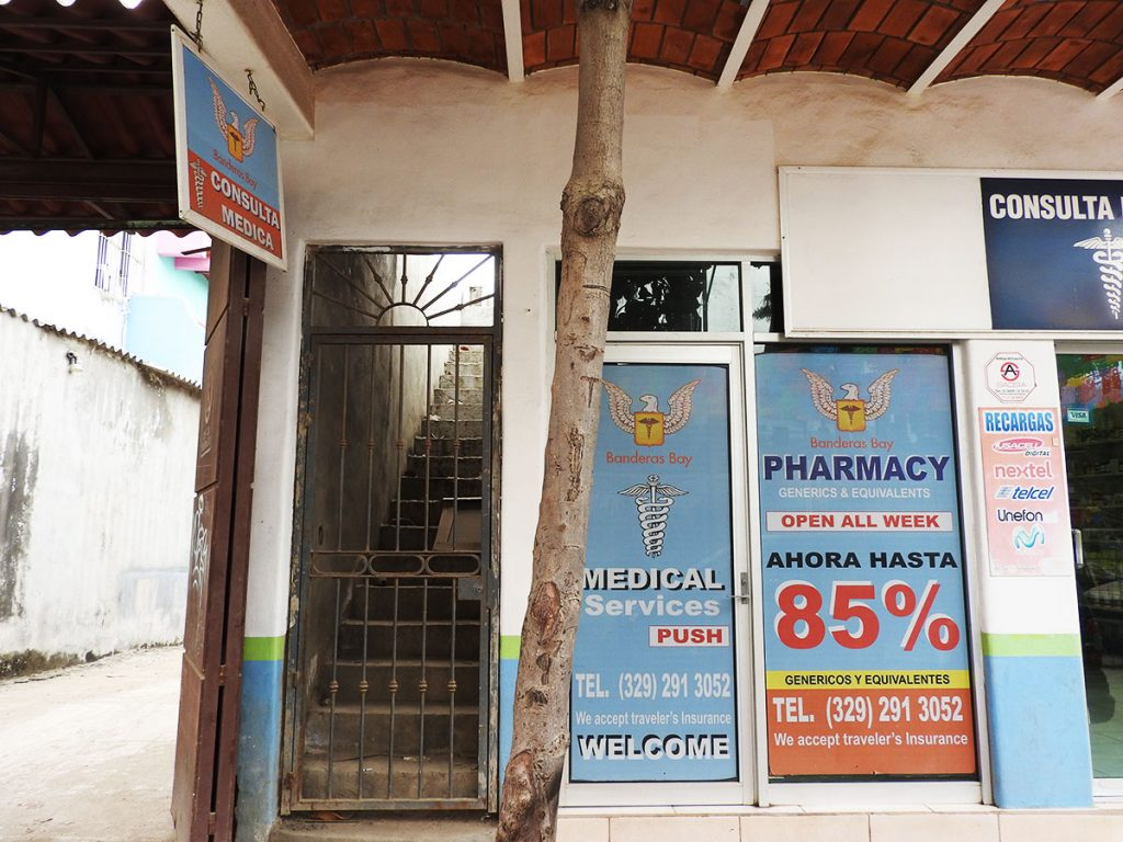 Sayulita, Mexico - Medical Services