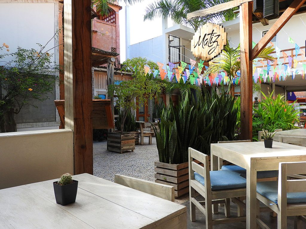 Restaurants in Sayulita Mexico