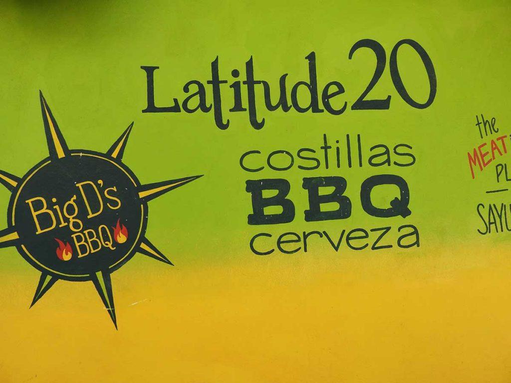Latitude 20 Restaurant in Sayulita, Mexico