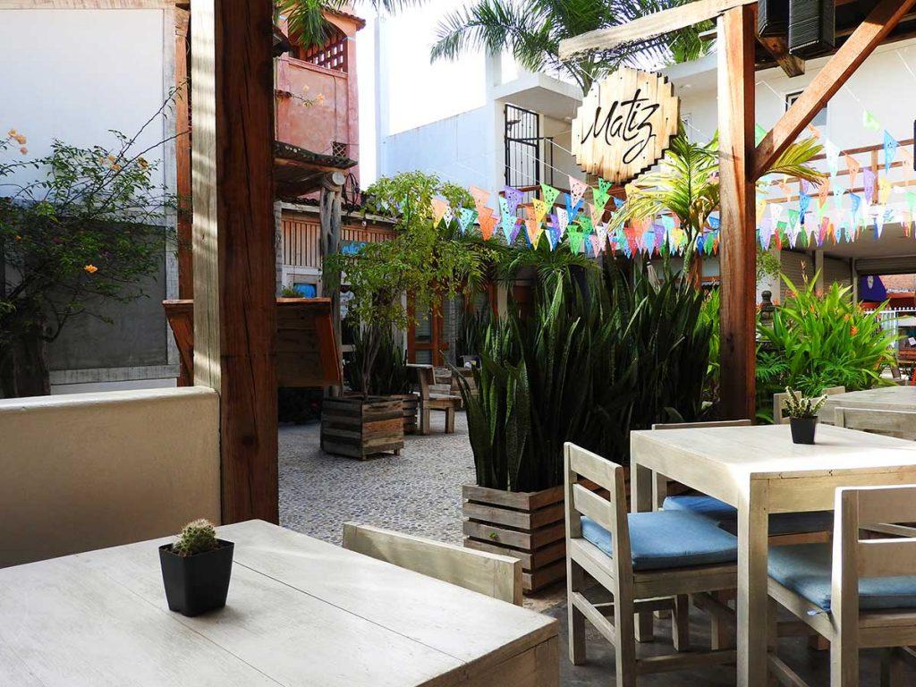 Matiz by Day Restaurant in Sayulita, Mexico