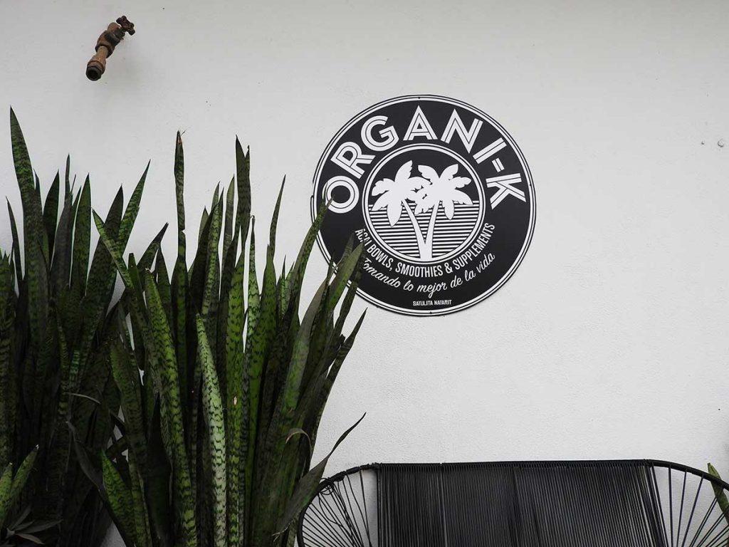 Organik Restaurant in Sayulita, Mexico