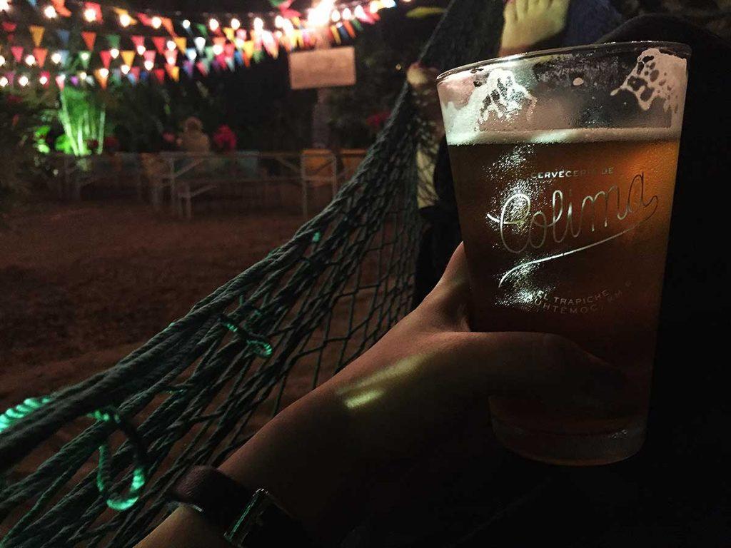 Palmar Trapiche Craft Beers in Sayulita, Mexico