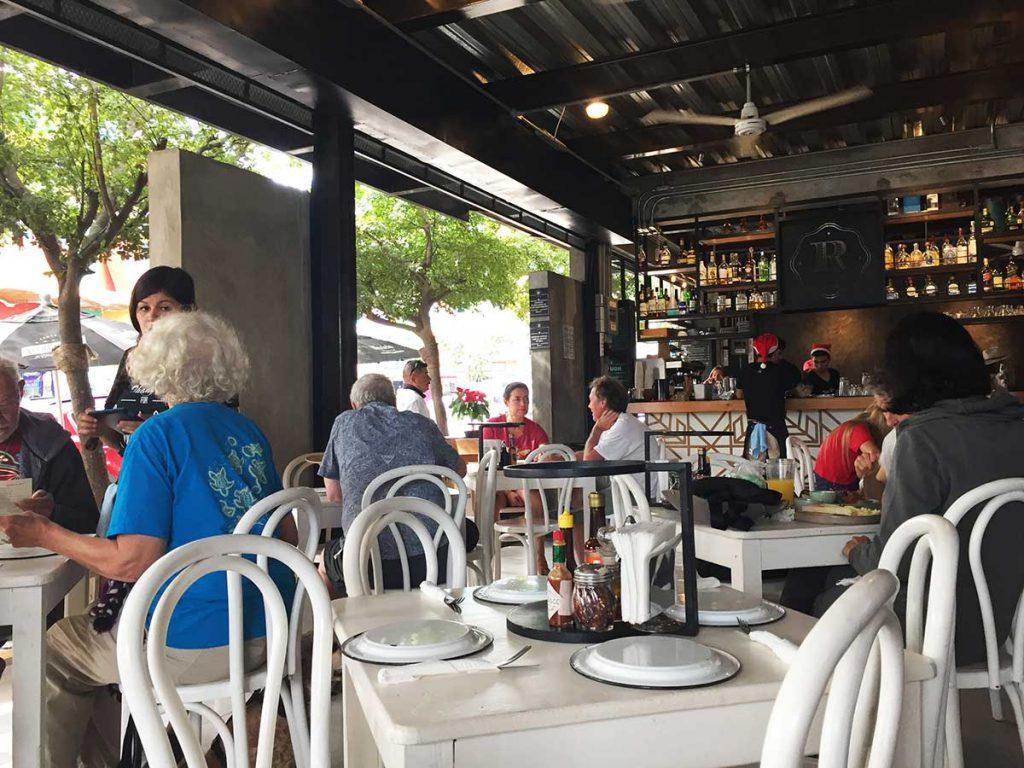 Rustica Restaurant in Sayulita, Mexico