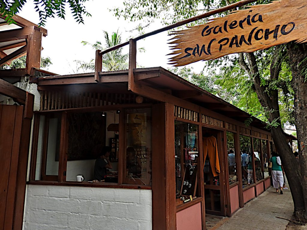 Galeria San Pancho - Shopping in San Pancho, Nayarit, Mexico
