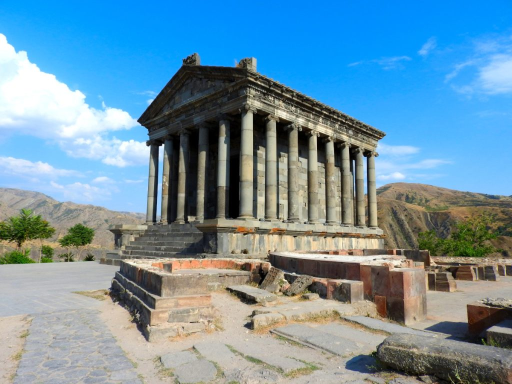 Before Turning 30 Visit an Archaeological Wonder Like the Garni Temple in Armenia