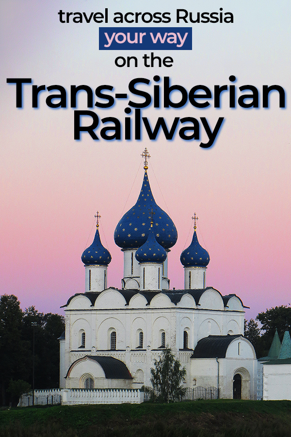 You can travel across Russia on the Trans-Siberian Railway, stopping only where you want and traveling at your own pace. This guide explains how to plan an independent Trans-Siberian Railway adventure the easy way!