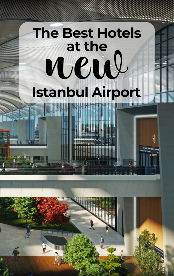 The new Istanbul airport has an Istanbul airport hotel right inside the terminal, with landside and airside access. Learn about this hotel at the new Istanbul airport, plus the other hotels that are close to Istanbul's new airport.