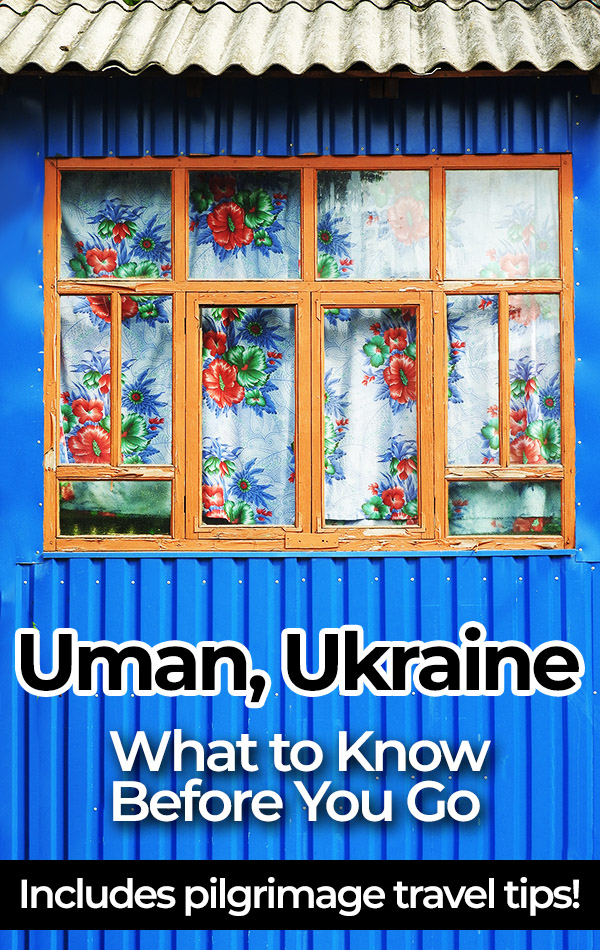 A few hours by bus from Kiev, Uman, Ukraine is home to an important religious travel site for many Jewish travelers, along with a world-famous natural park. This post covers everything you need to know before you travel to Uman, Ukraine.
