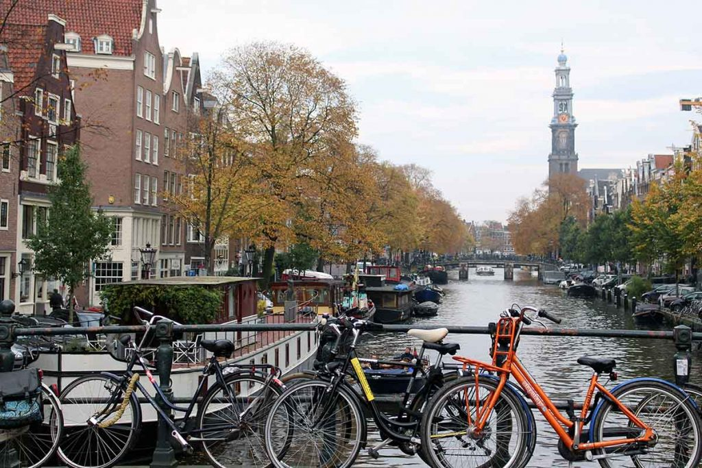 30 After 30 Travel Destinations - Amsterdam, Netherlands