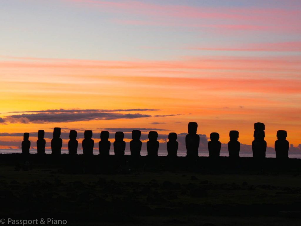 30 After 30 Travel Destinations - Easter Island
