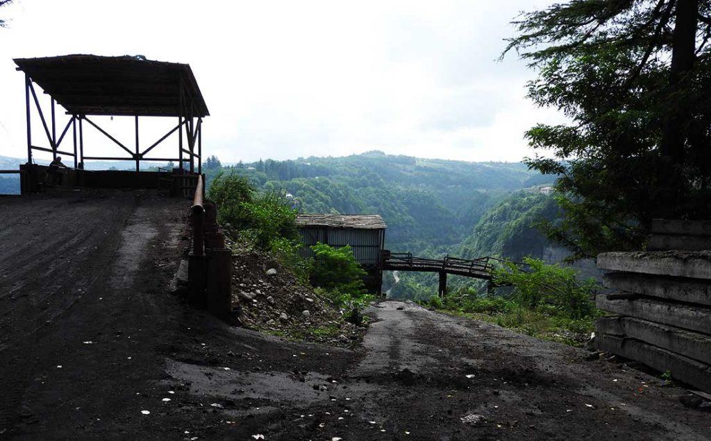 Chiatura Georgia Mine