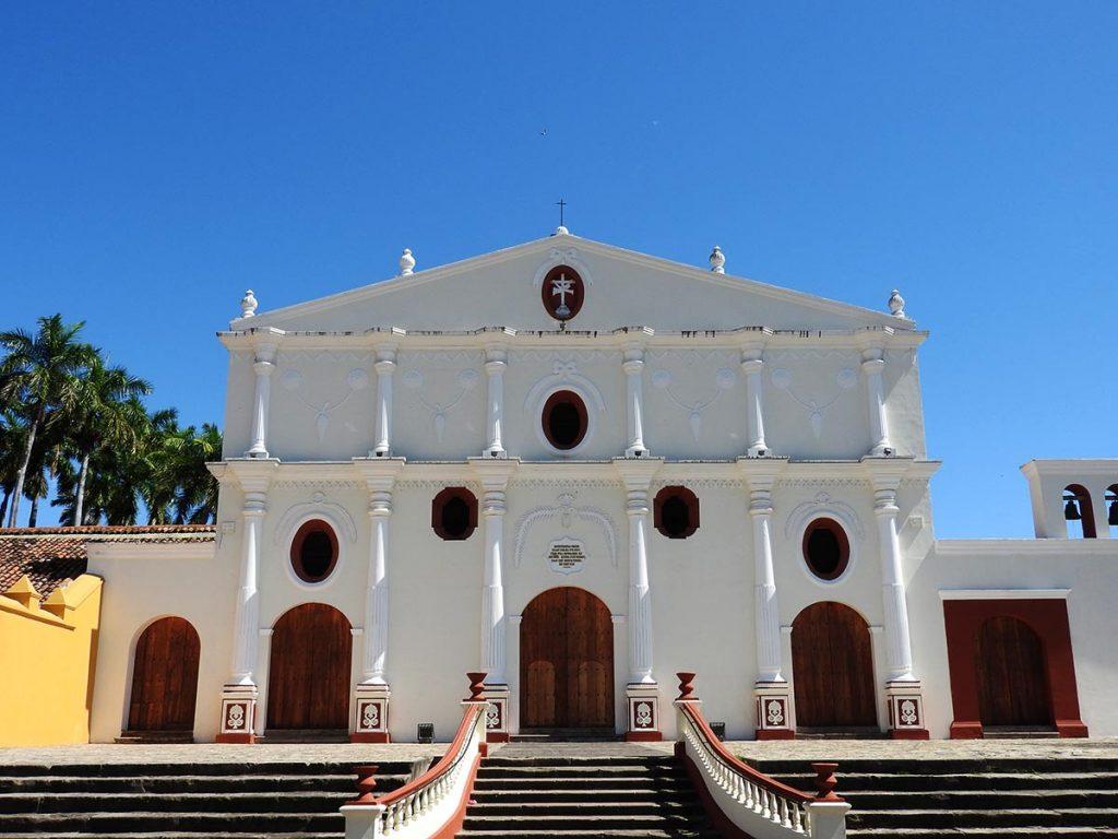 Nicaragua Travel - San Francisco Church in Granada