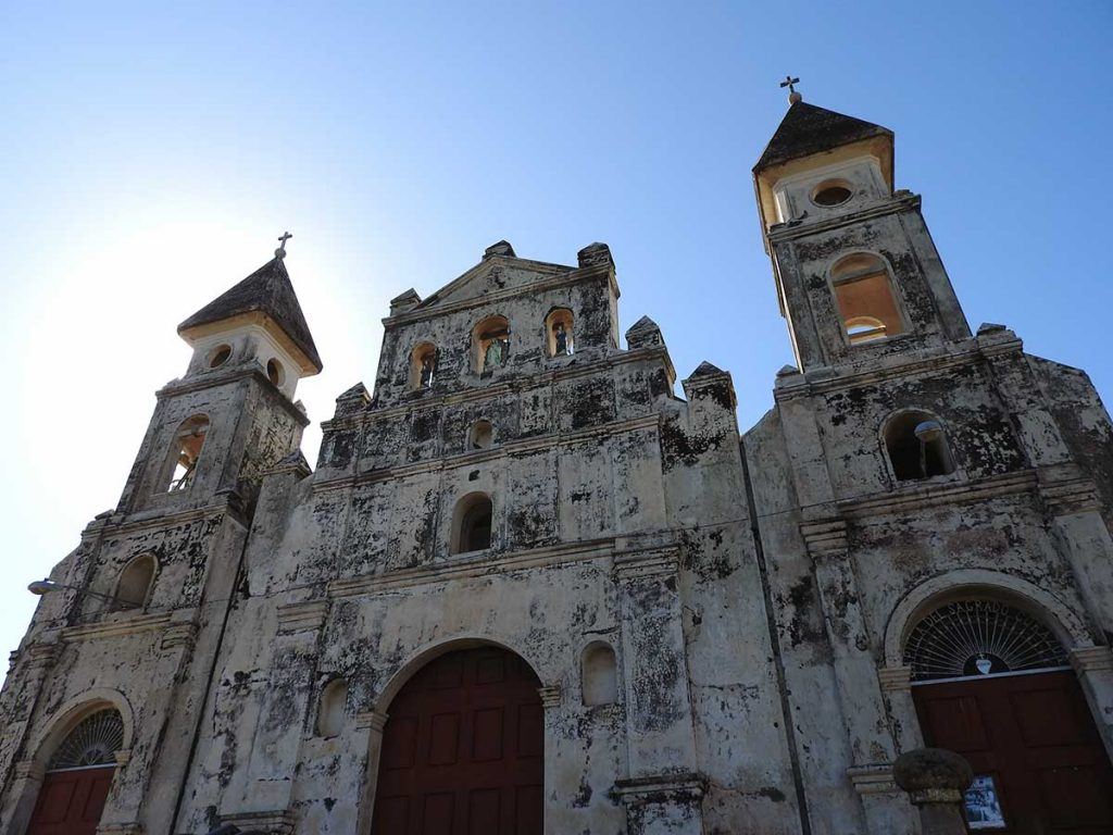 Nicaragua Travel - Granada Guadalupe Church