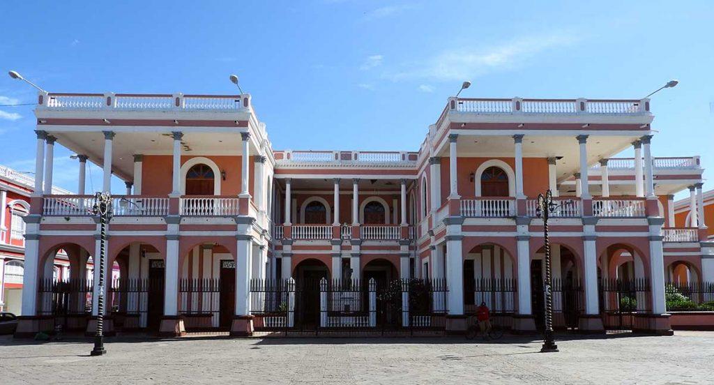 Nicaragua Travel - Colonial Architecture in Granada