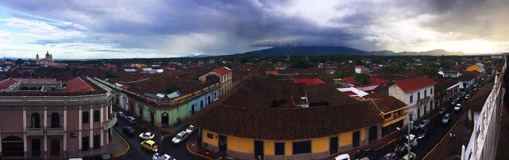 Granada Nicaragua Panorama