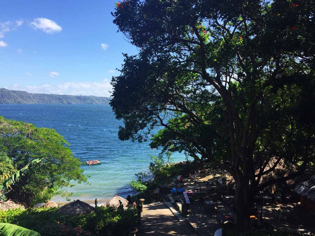 Nicaragua Travel - Laguna de Apoyo
