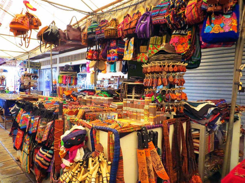 Mayasa Market in Nicaragua