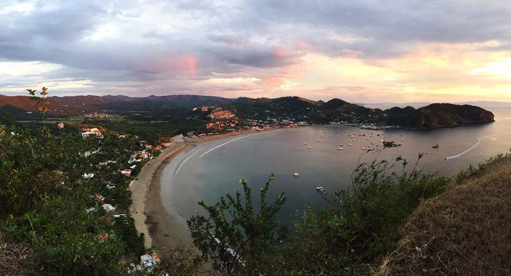 Climb to the Jesus Statue for Sunset Views in San Juan del Sur, Nicaragua