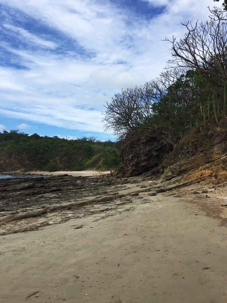 Playa Maderas Near San Juan del Sur, Nicaragua