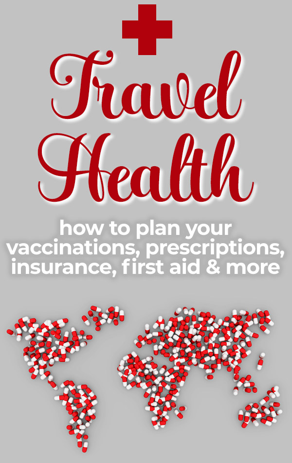 Staying healthy on the road starts with pre-departure travel health planning. Learn what to expect at a travel health clinic, how to get travel immunizations and more!