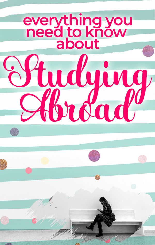 A guide to studying abroad, including deciding where to study, where to live, and how to make the most of your semester or year abroad.