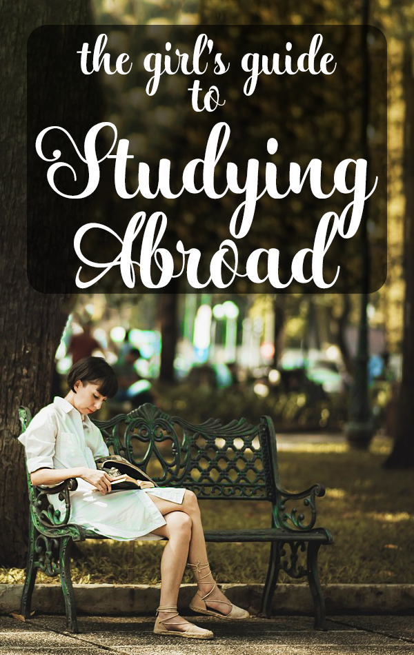 Your guide to studying abroad. How to know if studying overseas is right for you, how to choose a university or college for your exchange program, and how to have fun in your new home!