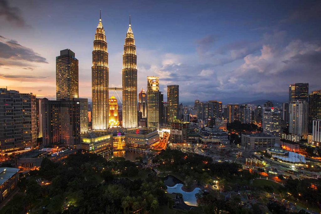 Kuala Lumpur is a cheap and easy place to do a Bali visa run!