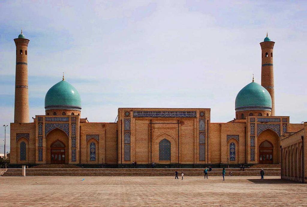 Sabbatical Destination - Tashkent, Uzbekistan
