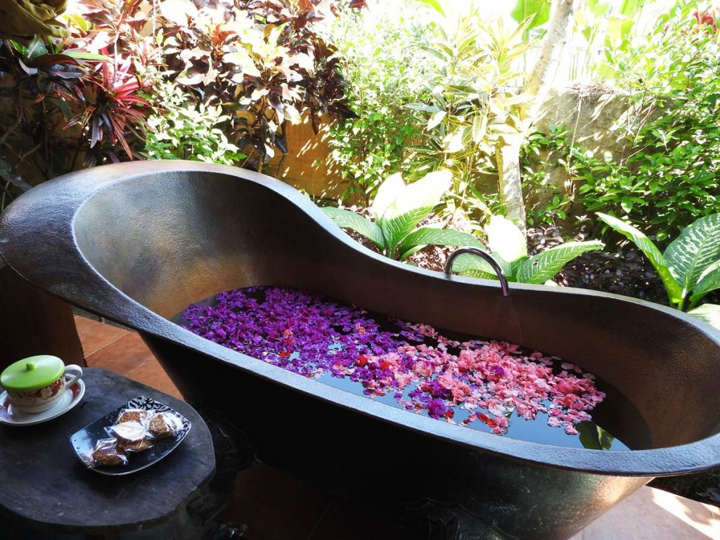 Things to do in Ubud, Bali - Visit a Day Spa for a Massage and Flower Bath