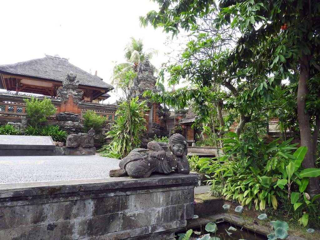 Visiting a traditional Balinese Hindu temple is one of the best things to do in Ubud, Bali.