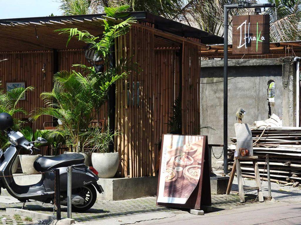Ithaka Warung, Canggu, Bali