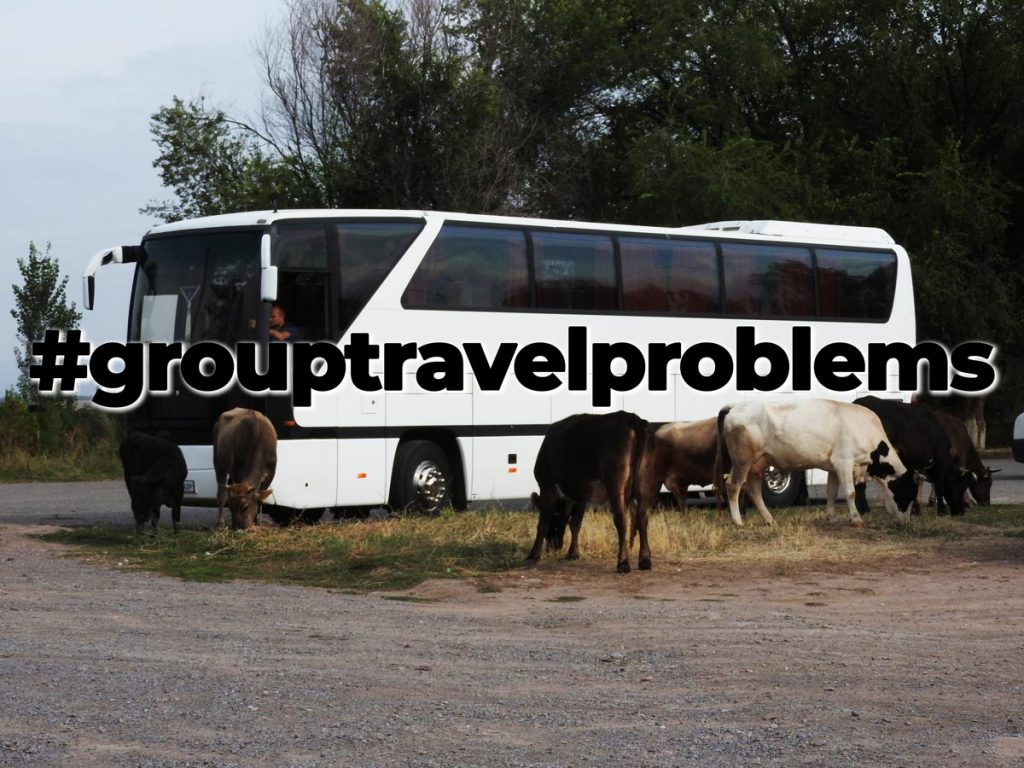 The Trouble with Group Travel