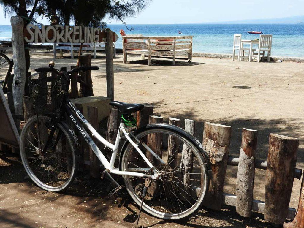 Bicycle Rental on Gili Air