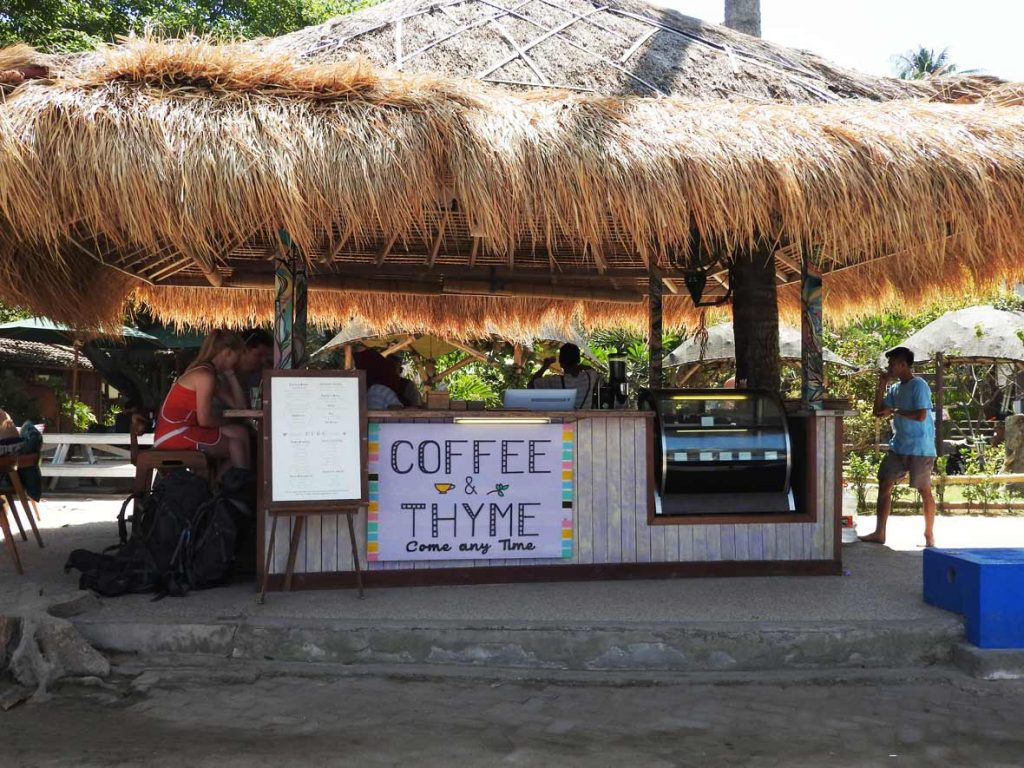 Coffee and Thyme Restaurant and Cafe, Gili Air